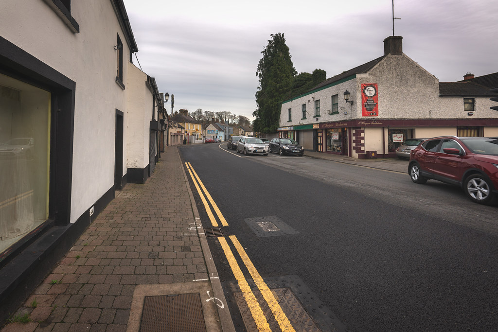 EARLIER THIS WEEK I VISITED LEIXLIP [COUNTY KILDARE]-148552