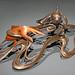 Sculpture d'Oshima Joun (Musée Guimet, Paris)
