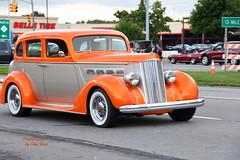 Dream Cruise_3821 - 1937 Packard (J A West) Tags: woodwarddreamcruise detroit michigan cruise cruising cruiser classic cars custom sedan nikon d500 nikkor18200vrzoom