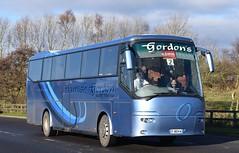 T8OVA  Hamish Gordon, Leslie (highlandreiver) Tags: t8ova t8 ova hamish gordon coaches leslie fife bova futura bus coach gretna