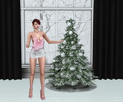 Beautiful Dirty Rich Shine Bright Dress 1 (Treycee Melody) Tags: beautifuldirtyrich new dress colorhud fashion style secondlife womens