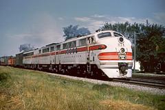 CB&Q FT 113A (Chuck Zeiler 48Q) Tags: cbq ft 113a burlington railroad emd locomotive sandwich train alchione chz
