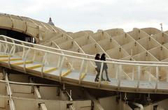Las Setas Sevillanas (paulal.astudillo) Tags: sevilla metropolparasol arquitectura spain architecture setas mushrooms canoneos1300d canon españa andalucía