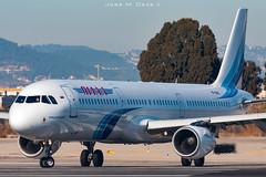 Yamal A321-211 VP-BWO (José M. Deza) Tags: 20190112 a321211 airbus bcn elprat lebl planespotting spotter vpbwo yamalairlines aircraft