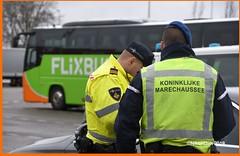 Dutch Police Border Patrol. (NikonDirk) Tags: nikondirk politie police military koninklijke marechaussee highway brabant borderpatrol border kmar patrol