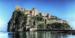 Aragonese castle Ischia (pe_ha45) Tags: ischiacastelloaragonese orte château castelloaragonese italy italien latium burg