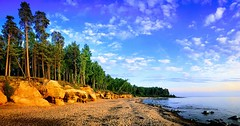 Salacgrīva (sergei.gussev) Tags: latvia svettsiyem svētciems salacgrivas novads salacgrīva republic latvijas republika latvija rozkalni lauku teritorija kurmrags salacgrīvas liepupe