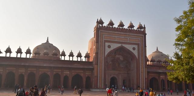 Mosque, Fatehpur