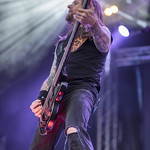 Amon Amarth's Ted Lundstrom @ 2017 Gefle Metal Festival thumbnail