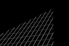 building the grid (jfre81) Tags: houston texas tx pennzoil place downtown building grid lines black background white minimalist minimal minimum abstract abstraction geometry geometrical geometrie abstrakt onblack