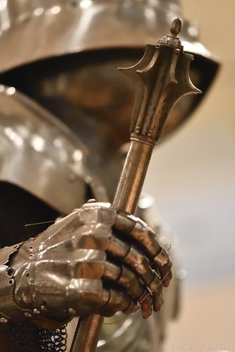 Mounted Knight Mace