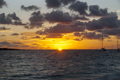 2017-04-22_05-50-50 SXM Sunrise (canavart) Tags: sxm stmartin stmaarten fwi caribbean sunrise dawn orientbeach orientbay beach morning