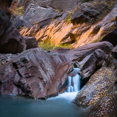 Orderville Canyon (Colin Campbell Photography) Tags: zionnationalpark ordervillecanyon narrows