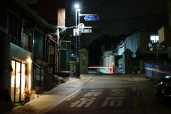2100/1804:z (june1777) Tags: snap street seoul night light sony a7ii konica hexanon ar 57mm f14 6400 clear