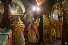 005. Божественная литургия в Киккском монастыре 03.11.2018