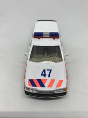Cararama / Hongwell - Volvo Estate Politie - Netherlands Police Car -  Miniature Die Cast Metal Scale Model Emergency Services Vehicle (firehouse.ie) Tags: automobile l'auto coche cararama car policia polizia polizeiauto polizeiwagen polizei police politie voiture vehicules vehicule vehicles vehicle volvos volvo