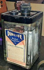 Vintage British battery (Will S.) Tags: mypics vintage battery kirkwall airport orkney scotland unitedkingdom