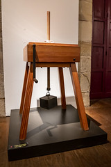 Leonardo el inventor. Grúa de tornillo sinfín. (David A.L.) Tags: asturias asturies gijón exposición leonardodavinci leonardoelinventor grúa sinfín tornillo