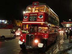 Mile End Road (portemolitor) Tags: london towerhamlets mileendroad tubestrike tube strike bus londontransport transportforlondon tfl for ensignbus ensign