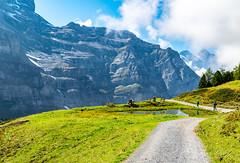Kleine Scheidegg (olle.graf) Tags: 2018 olle berneroberland d3300 nikon schweiz september wengen switzerland eis ice jungfrau jungfraujoch schnee snow lauterbrunnen bern ch