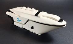 Gridrunner top (Octopunk) Tags: gridwars starwars tron lego sandcrawler lightcycle