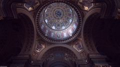 Saint Stephen Basilica (Michel Images) Tags: budapest canonef1635f4 canoneos5d4 hungary