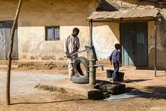 Fetching Water (Irene Becker) Tags: africa arewa imagesofnigeria kadunastate nigeria nigerianimages nigerianphotos northnigeria westafrica zaria northernnigeria