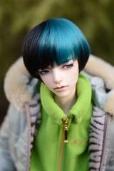 (Olinka *) Tags: dollzone grey bjd boy dollphoto doll