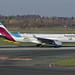 Eurowings Airbus A330-203 D-AXGF Welcome to Fabulous Las Vegas