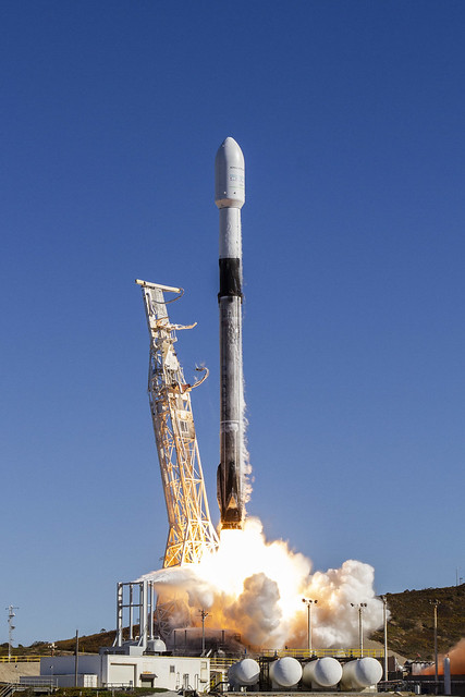 Spaceflight SSO-A Mission