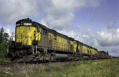 Brampton (ac1756) Tags: northwestern cnw chicagonorthwestern alco c628 6725 brampton michigan