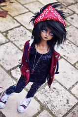 Lil' Street Boy (Chantepierre) Tags: bjd balljointeddoll balljointed doll luts kid delf kdf bory boy tan tanskin skin fc fullcusto full custo custom chantepierre ladicius