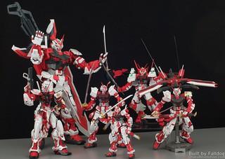 HiRM Astray Red Frame Gundam 37 by Judson Weinsheimer