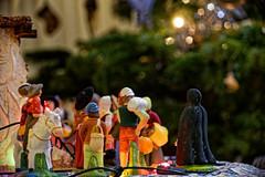 Bientôt Noël... (Chrisar) Tags: noël christmas santons provence crèche nikond750 dxophotolab angénieux70210