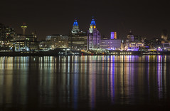 Liverpool Waterfront Explored 19/12/2018 (David Chennell - DavidC.Photography) Tags: everton liverpool waterfront cityscape pierhead rivermersey nightscape
