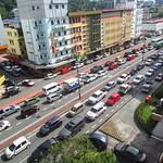 Traffic Nightmare In Downtown Kota Kinabalu thumbnail