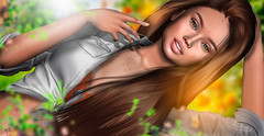 Aida (meriluu17) Tags: lelutka glamaffair foxcity portrait closeup people girl girly sweet close