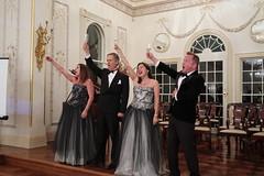 Pot-Pourri toasting la traviata Whernside 2018