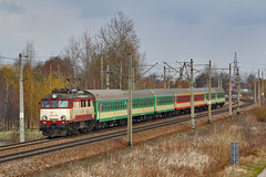 EP07-1013 (Andrzej Szafoni) Tags: ep07 ep071013 poland polska pkp electric locomotive ic intercity hcpcegielski hcp train railroad