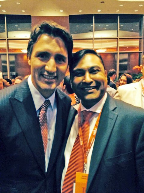 Azim Rizvee at LPC(O) Convention