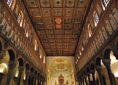 Ravenna - Sant'Apollinare Nuovo 2 (antonella galardi) Tags: emilia romagna ravenna 2018 natale mosaici paleocristiano bizantino santapollinarenuovo chiesa