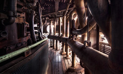 Stahlwerk Symphonie (DARK-style) Tags: stahlwerk steelplant industry abandoned decay forgotten urbex lostplaces old rotten rusty exploring exploration darkstyle darkstylereloaded ramstyle ramstylepictures nikon diekrupps