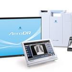AeroDRポータブルソリューションの写真