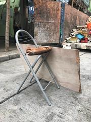 IMG_2992 (MikeSpiteri) Tags: metal wooden public damaged saiwan unmodified