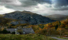 The Slate Mountain (PentlandPirate of the North) Tags: llanberis elidirfawr slate quarry mountain dinorwic dinorwig snowdonia gwynedd northwales