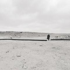 *** (Boris Rozenberg) Tags: streetphotography street desert sand winter lady woman lines monochrome monochramatic snapshot snap landscape view blackwhite blackandwhite blackandwhitephotography iphone iphonemania iphoneonly iphonephotography composition squarephoto square mitzperamon minimalism