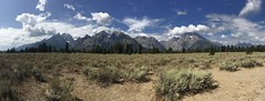 A Teton-ic Pic :) (Khao Soi Boy) Tags: tetons grandtetons jackson wyoming nationalpark fall nature scenic mountains panorama landscape scenery iphone6s grandtetonnp jennylakeroad nationalparkservice nps
