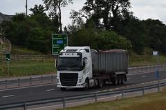 MRZ 6850 - GCE Recycling Crumlin County Antrim (Jonny1312) Tags: lorry truck tipper volvo volvofh4 fh4 fh500 crumlin cloughmills ballymena larne antrim belfast frossesroad