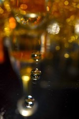#Gold #Perfume drops and reflected bottle (7 Blue Nights) Tags: gold flickrfriday perfume drops flacon closeup bokeh reflection bottle lor dior jadore 7bluenights sony carlzeiss depthoffield harmonyblue smile saturday smileonsaturday rx10 explore