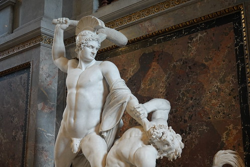 Canova, Theseus Defeats the Centaur, 1805-14; Kunsthistorisches Museum, Vienna (3)
